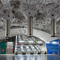 Stockholm Metro Art Collection - 004 by Kevin Cho