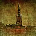 Stockholm Painting V by Ramon Martinez
