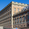 Stockholm Royal Palace  by Suzanne Luft