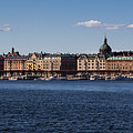 Stockholm Waterscape by Suzanne Luft