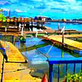 Stockton Harbor by Danielle Stephenson
