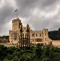Stolzenfels Castle by Ronald Kotinsky