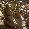 Stone Cairns 7791-101717-1cr by Tam Ryan