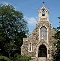Stone Chapel by Jonathan Harper