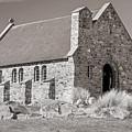 Stone Church by Nicholas Blackwell