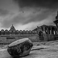 Stone Drum  by Ramabhadran Thirupattur