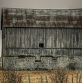 Stone Foundation Barn by Rick Couper