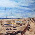 Stone Harbor by Joyce A Guariglia