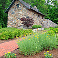 Stone House Fishers Indiana by Steve  Gass