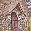 Stone House In Skagit County by Daniel Penn