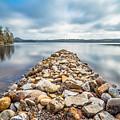 Stone Jetty by James Billings
