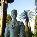 Stone Lady Of Rio by Ilan Ronn