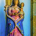 Stone Madonna by Roberta Bragan