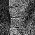 Stone Mason Scars Monochrome by James Aiken