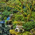 Stone Pagoda by Harry Spitz