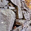 Stone Wall 2 by Jeelan Clark