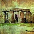 Stonehenge 2016 by Kathryn Strick