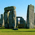 Stonehenge by Alan Toepfer