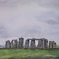 Stonehenge  by Debbie Homewood