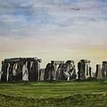 Stonehenge by John Cox