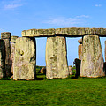 Stonehenge No 2 by Kamil Swiatek