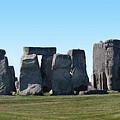 Stonehenge Prehistoric Monument by Gregory Dyer