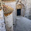 Stonework Of St Dominika Street, Game Of Thrones Kings Landing, Dubrovnik, Croatia by Global Light Photography - Nicole Leffer