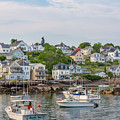 Stonington Afternoon by Susan Cole Kelly