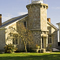 Stonington Lighthouse by Gerald Mitchell