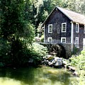 Stony Brook Gristmill And Museum by Donna Walsh