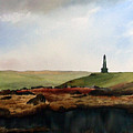Stoodley Pike by Paul Dene Marlor