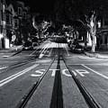 Stop Ahead by Digital Kulprits