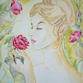 Stop And Smell The Roses by Irenemaria Amoroso