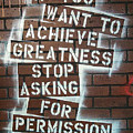 Stop Asking For Permission by Melissa Smith
