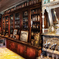 Store - The Local Soda Fountain And Pharmacy by Mike Savad