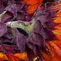 Store Flower by Ron Bissett