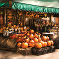 Store - Hoboken Nj - The Fruit Market by Mike Savad