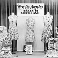 Store Window Fashion Display by Underwood Archives
