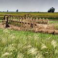 Storm Across The Prairie by Douglas Barnett