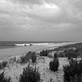 Storm Approaching - Jersey Shore by Angie Tirado