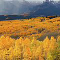Storm At Ohio Pass During Autumn by Jetson Nguyen
