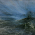 Storm At Sea by Donna Blackhall