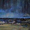Storm At Sea IIi by Angela Cartner
