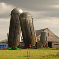 Storm At The Farm by Alana Ranney