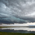 Storm Brewing by Brent Hall