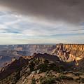 Storm Cloud Grand Canyon by John McGraw