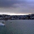 Storm Clouds Over Brixham by Tony Murtagh