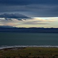 Storm Clouds Over Mono Lake by Bruce Chevillat