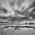 Storm Clouds Over Orange Beach Pass by JC Findley