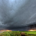 Storm Clouds Over Saskatchewan by Mark Duffy